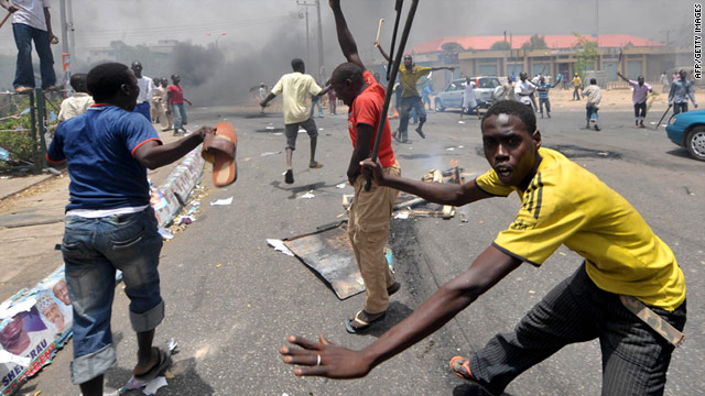 2011 pro-Buhari deadly riots killed 1000 Nigerians including youth corpers.