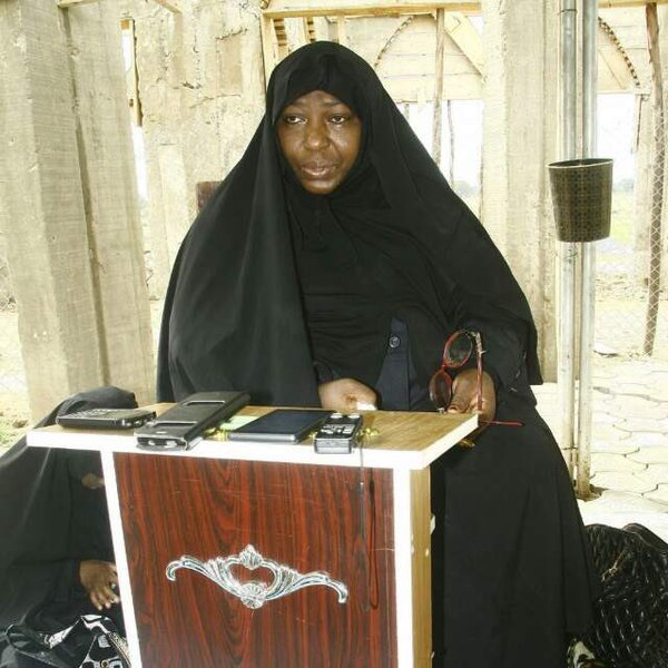Zeenat Zakzaky Detained Since