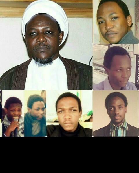 Zakzaky and sons, all killed by Nigerian army